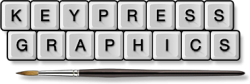 Keypress Graphics