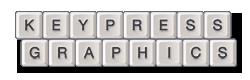 Keypress Graphics
